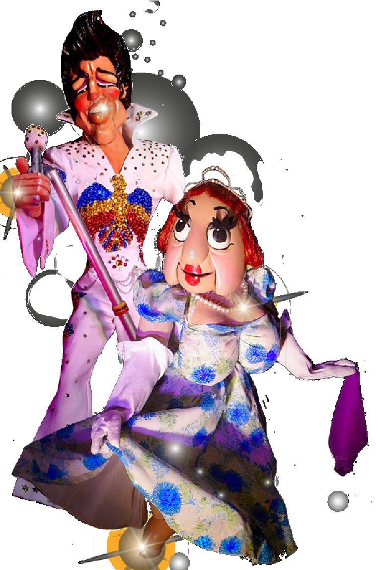 marionette puppets australia
