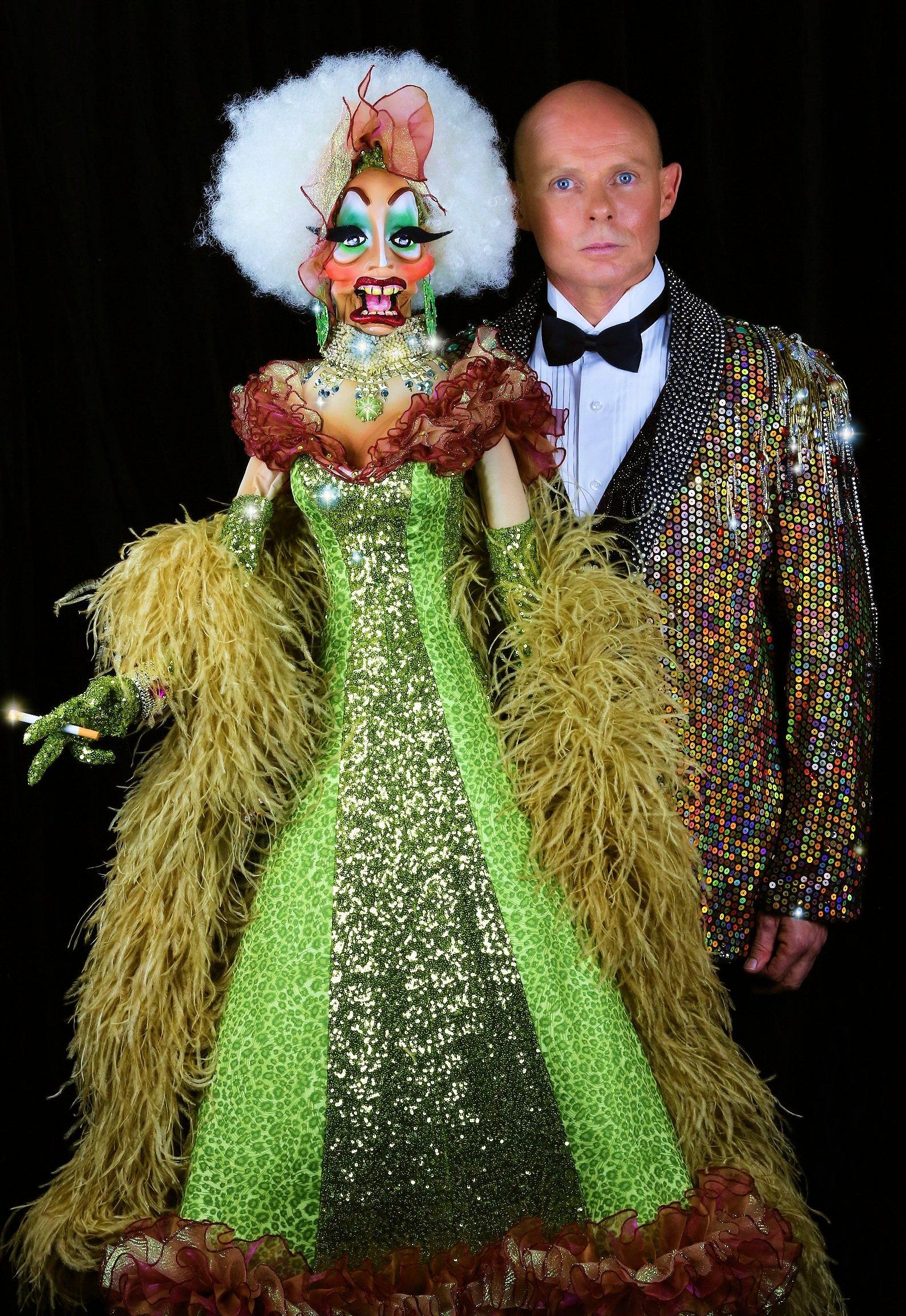 Stories - Murray Raine Puppets